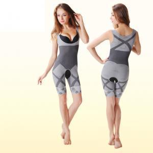 Femmes amincissants Bodysuit Lift arrière Slim Tummy Contrôle continu Girdles Body Shaper Minceur taille formateur Sous AAA1663