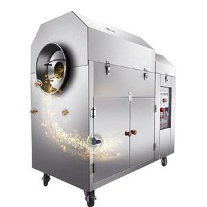 Beijamei nouvelle usine Prix noix commerciales machine rôtissoire arachides noix de cajou électrique en acier inoxydable machine à rôtir châtaignier