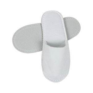 Sublimação Disposable Chinelos Hotel Confortável antiderrapante Chinelos Branco Home Guest sapatos respirável macio DIY Disposable Chinelos A03