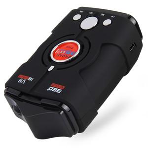 Car Trucker Speed V8 Radar Detector Voice Alert Warning 16 Band Auto 360 Degrees