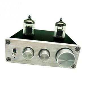 6K4 Tube Phono vacumn Accueil HIFI Mini Amplificateur Pré Turntable Préampli Casque