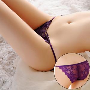 libre de femmes dames lingerie sexy transparente Paris Style exotique fun sous-vêtements américaine tentation dentelle Slip Seduction string gros