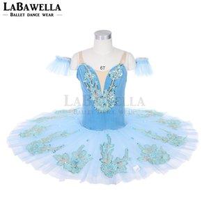 Женщины Blue Bird Блины Пачка Балет Детской Классической Тута балет костюм Синей Тарелка Профессиональные Пачки девушка JY021