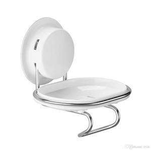 Porte-savon pour ventouse de douche 260120 Aucun perçage ni vis, outils nécessaires Enlever et réutiliser