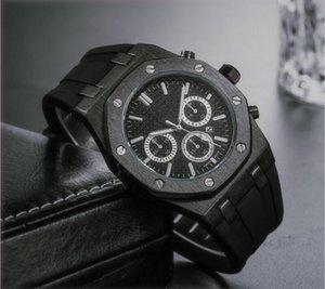 Top marques de grande taille Montre Homme Luxury Designer automatique Date de calendrier or Wristwatch Sport Big Male Clock militaire Livraison gratuite