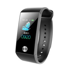 S28 Smart Watch 1.14 inches Color Screen PPG ECG Heart Rate Blood Pressure Oxygen Monitoring IP67 Waterproof Sports Smart Bracelet