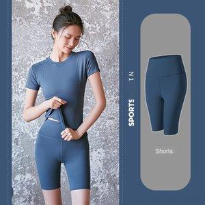p2VGv Контрастные цвета гетры женщин Фитнес талии брюки цвета Блок вставки поножи High Yoga Heather Gray Лоскутная поножи Тощий