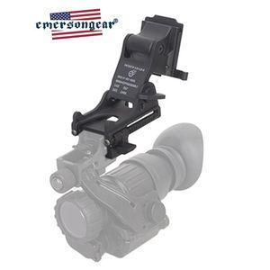emersongear Helmhalter NVG Brille Flip-Up-Bereich-Einfassung für PVS 14 PVS 7