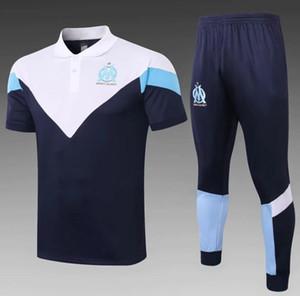 camisa pólo 2020 paris calças compridas 2019 cidade do futebol Treino Marseille PAYET KUN SPURS KANE Real Madrid ISCO ROBBEN POLO treino