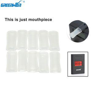 GREENWON выдува Насадка для 838 брелок Alcohol Tester Профессиональный цифровой Алкотестер дыхания анализатор с большим цифровым ЖК-дисплеем