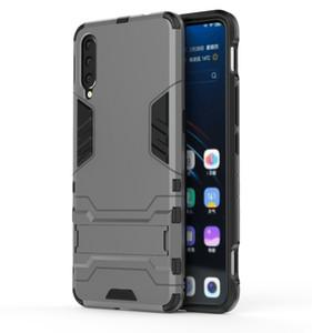 caja del teléfono móvil para U3 Vivo Z5X IQoo NEO IQoo-Pro-5G NEX3 V17-PRO S5 X30 X30-Pro z6 gel de sílice contra la caída de la caja del coche con el soporte