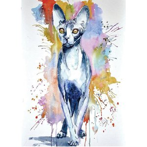 Kexinzu Full 5D Diamantmalerei Kit Animal Dekorative Malerei Raum Bestickte Diamant Kreuzstich Bild Diamant Paintin