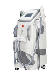 2020 neue 360 Magnetooptische Professionelle OPT SHR E-Licht IPL RF Nd Yag Laser-Haarentfernung Tattooentfernung Salon Verwenden Multifunktionsgerät
