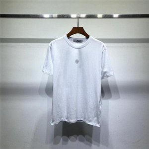 2020 summer Mens T-shirt for Men Polos Cotton T Shirt With Casual mens Womens shirts Fashion Designer T Shirts Top Short Sleeve 001 M-XXXL