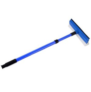 Hot Sale Lengthened Window Squeegee Cleaner Brush Shower Car Wiper Sponge Window Glass Clean Shower New car #35 Squeegees