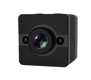 SQ12 mini cámara HD 1080p cámara de visión nocturna lente gran angular de la cámara a prueba de agua mini videocámara DV de voz video grabadora de acciones