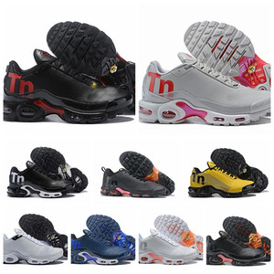 New TN PLUS Mens Running Shoes MAX Branca 270 instrutor Sports Womens Air Sole 27C Sneakers 01