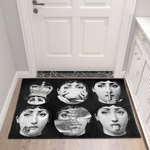 lina Salon Koridor Erişim Banyo Nordic Ev Kapalı Oturma odası Başucu Halı Paspas Mutfak Tatami Kilim Y200527