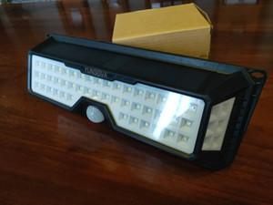 YUNSOVA Super Bright 136 светодиодов Solar Motion Sensor Light 3 Modes 2400 люмен Открытый водонепроницаемый Motion Light