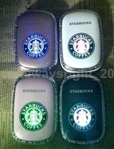 Caricabatteria Modo superiore di Starbucks Banca di potere 12000mAh sostegno portatile del telefono