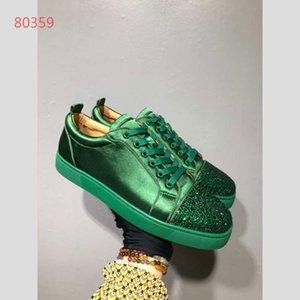 2019 Новый Повседневный дизайнер кроссовки обувь Лучшая обувь люкс Joint Пара мужчин Женская обувь Повседневная натуральная кожа Спорт a1