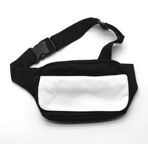 Marsupio sublimazione Blank fai da te caldo di stampa a trasferimento termico Canvas Croce corpo Bag