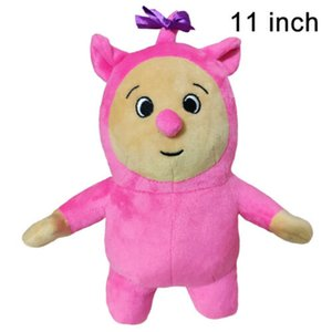 Baby TV Billy and Bam Cartoon Plush Figure Toy Soft Stuffed Doll For Kid Birthday Christmas Gift