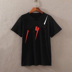 20s Mens Shirts Estilo T-shirt Homens e mulheres Top Tees cor sólida Moda Shirts Mens Clothes Tamanho S-2XL 11