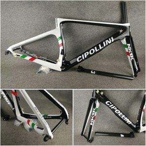 T1100 3K Glossy Champion du Monde NK1K Disque route carbone carbone Disque vélo cadre avec XS-S-M-XL BSA / BB30