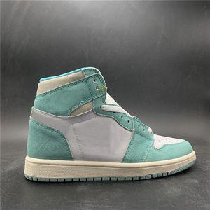 Neue 1 High OG Bred Toe Chicago verboten Spiel Royal Green Basketball Schuhe Herren 1s Top 3 Shattered Backboard Shadow Multicolor Sneakers