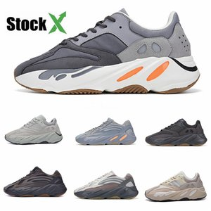 Running Shoe Kanye West Wave Runner Shoes 700 Youth Shoes 700 Sports Toddler Sneakers Casual Size:28-35 #QA686