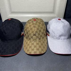 gg erkek ve kadın genel tasarımcı şapkalar açık ayarlamak saf pamuklu ribaund şapka kemik Casquette yapılmış şapka adam beysbol şapkası işlemeli