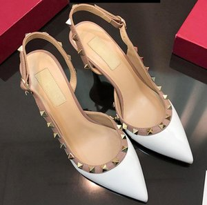 Ancient pointed real leather flat sole with rivet flat sole simple side air versatile small fresh British casual women's shoes
