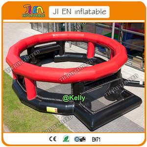 Personalizado novo design inflável campo de futebol para venda, ao ar livre inflável panna futebol campo de futebol inflável campo de futebol