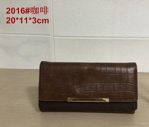 2020 new classic Lingge wallet women's fashion and versatile, 30% off hand card bag, simple and fashionable atmosphere Korean wallet, delive