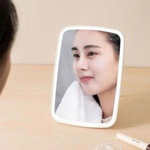 Original Xiaomiyoupin LED Makeup Mirror Touch-sensitive Control LED Natural Light Cosmetic Mirror Fill Adjustable Angle Brightness Lights