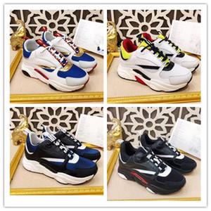 2019 nuevos zapatos deportivos para hombres B22 de alta calidad zapatos casuales para mujer de moda diseñador francés marca zapatos casuales kn189601