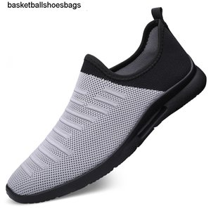 2020 Mens Casual Shoes Slip-on Men Sock Sneakers Breathable Light Leisue Walking Jogging Running Tenis Masculi