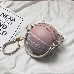Высокого качество Женщина баскетбол мешки плеча черного металл цепь сумка Tote кожа Pure Black сумка сумка сумка # 33214
