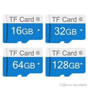 حار ريال القدرات الموضة الجديدة 16GB ~ 128GB بطاقات الذاكرة CLASS10 بطاقة Micro SD فلاش USB التخزين