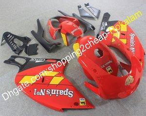 No48 RS125 دراجة نارية أجزاء هيكل السيارة ل Aprilia RS125 2001 2002 2003 2004 2005 RS 125 ABS دراجة نارية هدية الملحقات أحمر أسود