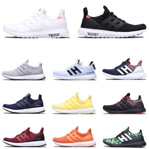 Ultra Boost 3.0 4.0 Dreibettzimmer Schwarz und Weiß Primeknit Oreo CNY Herren Damen Sport Laufschuhe Ultra Boosts ultraboost Training Sneakers