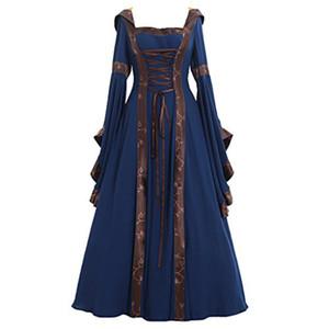 Costume vestido do Victorian luxo de Cosplay Vestido Mulheres