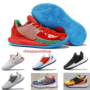 2020 Kyrie Irving 2 star PE LOW 2 TN Sunset Elite For Mens Basketball Shoes Athletic Sport Sneakers