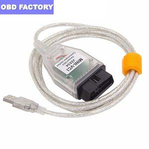 Latest MINI VCI Interface FOR TOYOTA TIS Techstream MINI VCI FT232RL Chip J2534 OBD2 Diagnostic Cable