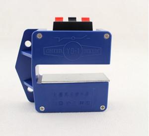 3PCS YG-1 새로운 자기 스위치 센서 영구 자석 플랫 레이어 인덕터 엘리베이터 컨테이너 유도 스위치 릴레이