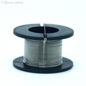 Wholesale-Nichrome wire 30 Gauge 100 FT 0.25mm Cantal Resistance Resistor AWG