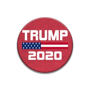Trump Broş 2020 Trump Başkanı Seçim Banner Rozet Amerika Büyük Yine Donald Trump Seçim Kol bandı Rozet Parti ZZA1876 Malzemeleri