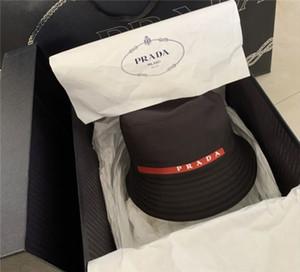 الجملة ذات جودة عالية والجلود الفاخرة قبعة دلو إلكتروني عندما لا يزال لطي صياد مبيعات الشاطئ قناع للطي قبعة سوداء مستديرة