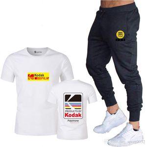 SUPZXUBreaking Bad Heisenberg Funny Men's T-Shirt Premium Cotton O-Neck Short Sleeve Fashion Print Men's T-Shirt Track Pants Set